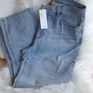 Eileen Fisher Blue Denim Jeans